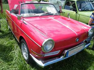 BMW 700 Cabriolet