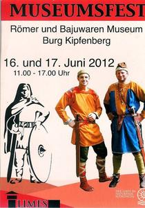 Museumsfest um die Burg Kipfenberg -