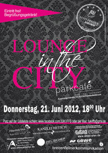 'Lounge in the City - Ladies after work Party'