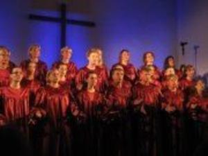 Benefizkonzert in der Kirche Luthe: Gospelchor New City Voices am 15. Juni 2012 in Luthe