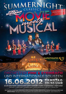 Fink & Steinbach: 'Movie meets Musical'
