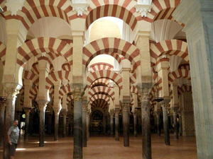 DIE GRTE KIRCHE DER WELT: 'LA MESQUITA' IN CRDOBA