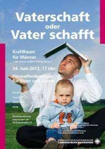 Vaterschaft oder Vater schafft