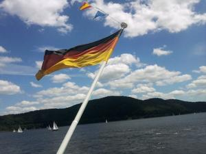 Sommer 2012 / Flagge zeigen!