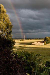 Regenbogen ber dem Calenberger Land