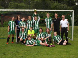 Mdchenfuball im SV Arnum
