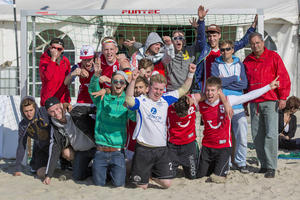 14. Niederschsischen Meisterschaften um den Beach-Soccer-Cup auf Borkum: Heesseler SV gewinnt!
