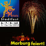 3TM - 3 Tage Marburg - Stadtfest vom 06.-08.07.2012
