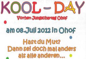 Cool Day - 200 finden Ohof ganz anders und gut