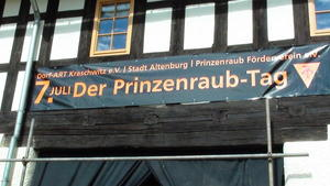 Prinzenraub on Tour, Kraschwitz, Straentheater,