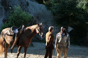 Winnetou und Old Shatterhand