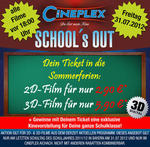 Schools out Party: Fr nur 2,90  ins Kino und eine exklusive Kinovorstellung gewinnen!!!