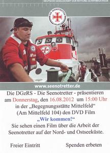 DGzRS / Seenotretter in Hannover