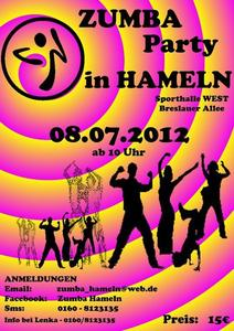 Zumba Party Hameln