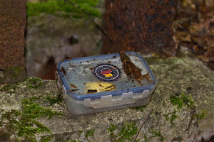 Found ... Geocaching