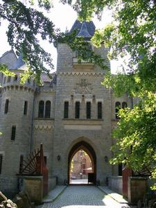 Schloss Marienburg mal anders