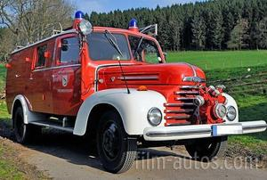 Feuerwehr Oldtimer Teil I