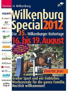 Was kommt nach Olympia? Turnier in Wilkenburg!