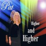 John's charmante Frau Pat auf dem CD-Cover 'Higher and Higher'