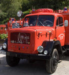 Magirus Mercur 125A Schlauchwagen