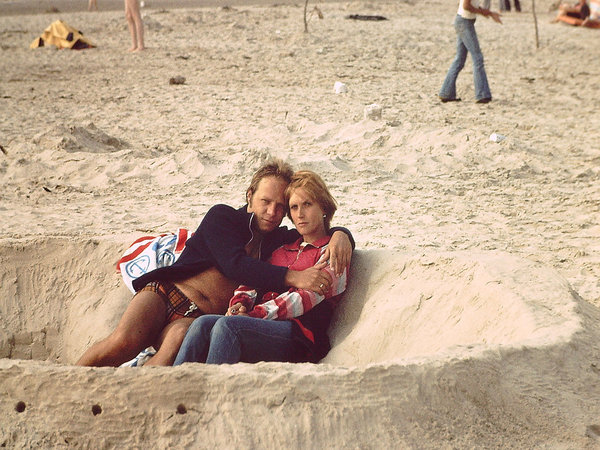 Urlaub 1976 in St. Peter Ording