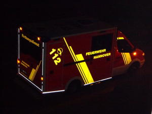 Feuerwehr Hannover