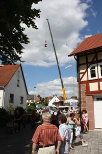 750 Jahrfeier in Hatzbach