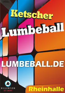 Fasching Fastnacht Karneval  Ketscher Lumbeball Party 2013
