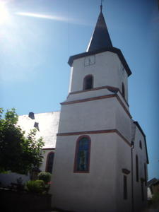 Die Kirche von Wintrich