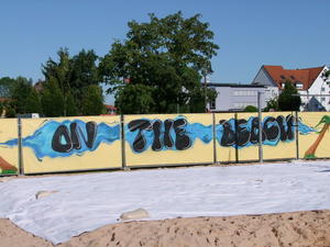 'On the Beach' am Rathaus - der Sommerhit