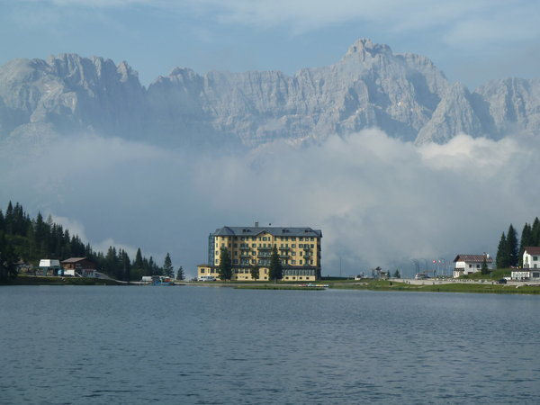 Misurinasee (1756m)
