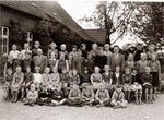 Volksschule Koldingen 1957
