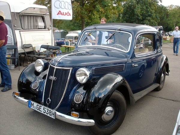 Oldtimertag in Donauwrth! Erkennt Ihr das Modell?