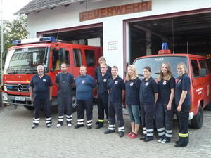Feuerwehr Windhausen ldt zum Hoffest am 8. September ein