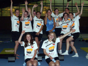 Frauenfuball beim TSV Kirchrode - Specials der Vorbereitung Sommer 2012