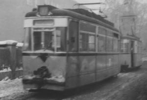 Straenbahnunfall 1985 bei der Naumburger Straenbahn