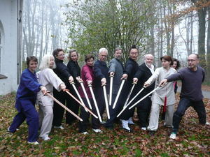 Taiji/Qigong nach chinesischem Meister aus den Wudang Bergen im  WBC  e.V.