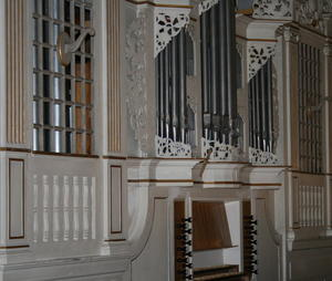 Orgel von 1769
