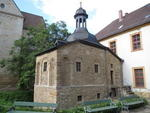 Helmstedt, St. Ludgeri, Doppelkirche im Innenhof