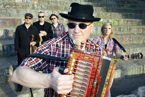 CAJUN ROOSTERS - Musikalisches Gastspiel in der BAC-Stube