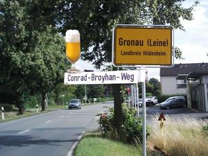 Der helle Pilsbiertyp stammt aus Gronau_Leine? ...Lesen Sie die Geschichte des Gronauer's Cord Broyhan