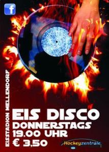 'Disco on Ice' im Eisstadion Mellendorf