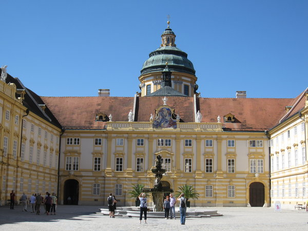 Barockstift Melk