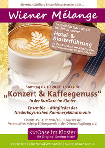 Wiener Mlange 'Konzert & Kaffeegenuss'