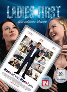 10.10. Ladies First im Cineplex Memmingen - Mann tut was Mann kann