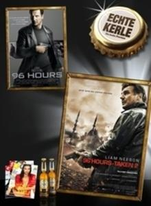10.10. Double Echte Kerle im Cineplex Memmingen - 96 Hours - Taken 2