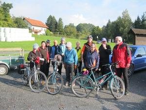 Kinzig-Schule Radtour 8/2012 - In den Tlern der Sinn