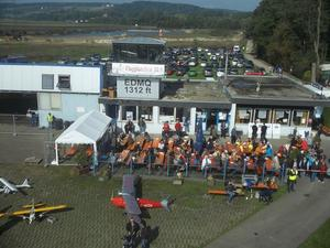 Video vom Flugplatzfest in Genderkingen am 30.09.2012