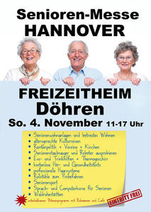 Seniorenmesse Hannover 2012-'Mitten im Leben'