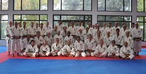 Shorinji Kempo Master Seminar in Frankreich und Infoabend in Bobingen